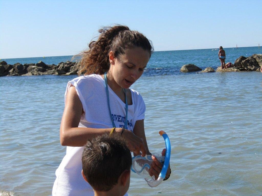 lezione di biologia marina